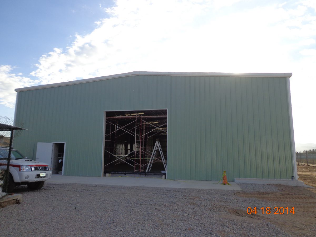 Mexico Steel Building Project
