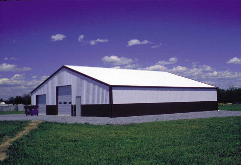 Metal Agricultural Building