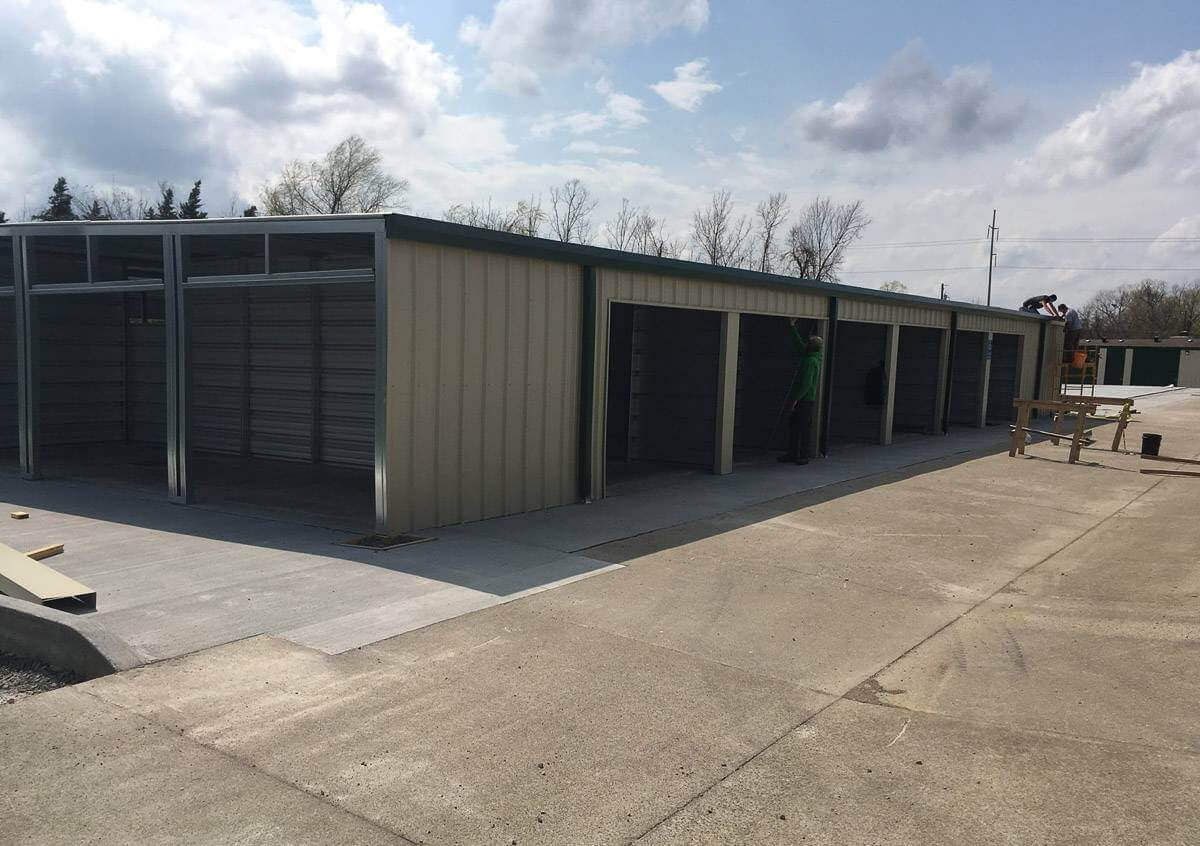 Self Storage Project