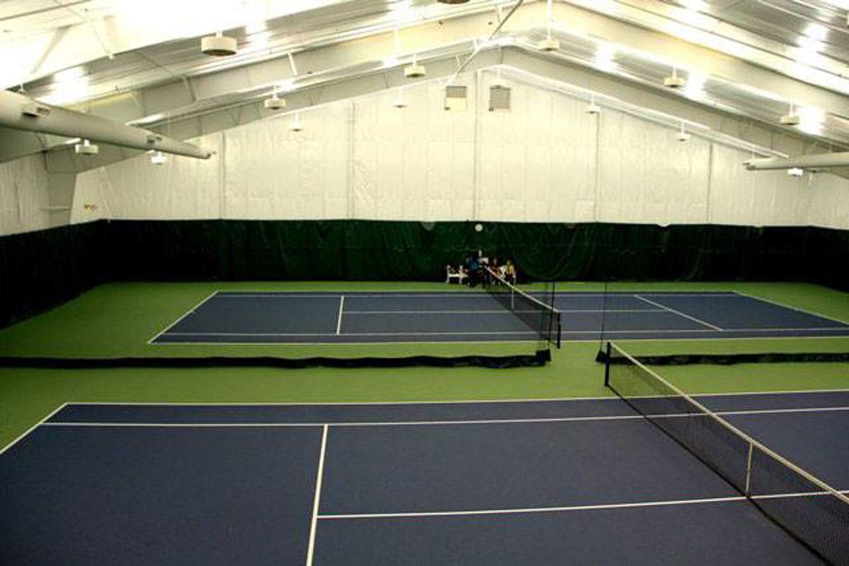 Prefab Sports Building