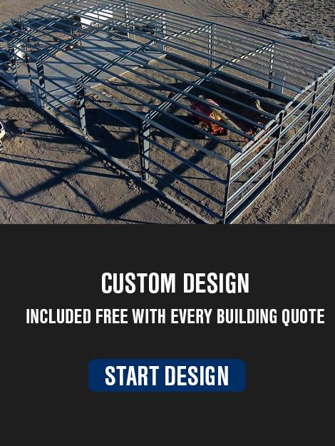 custom design metal building mobile