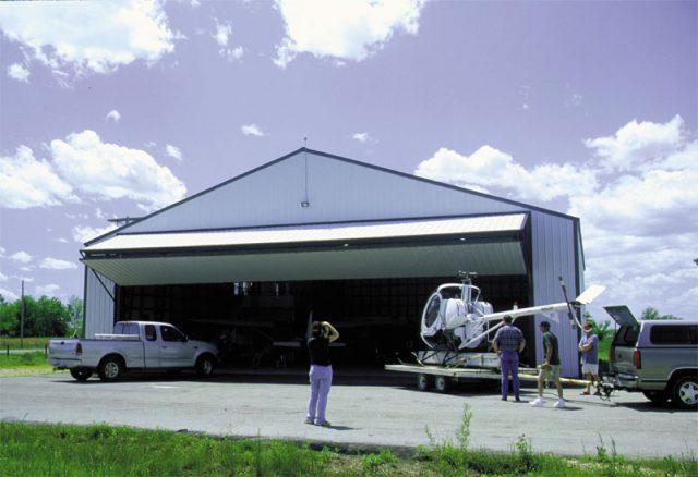 Aviation Building