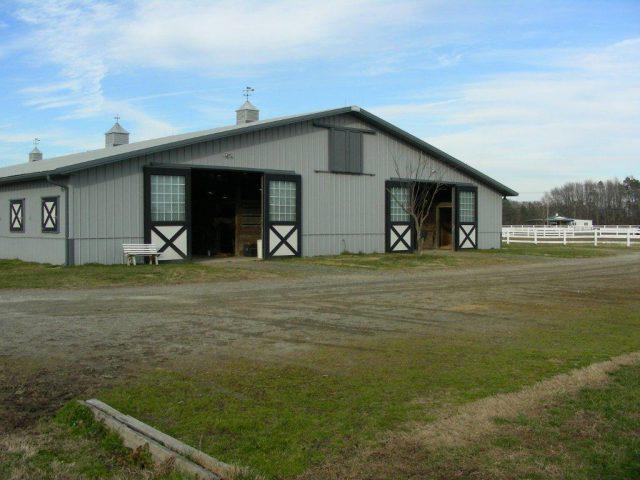 Two Door Agriculture Storage Buildings