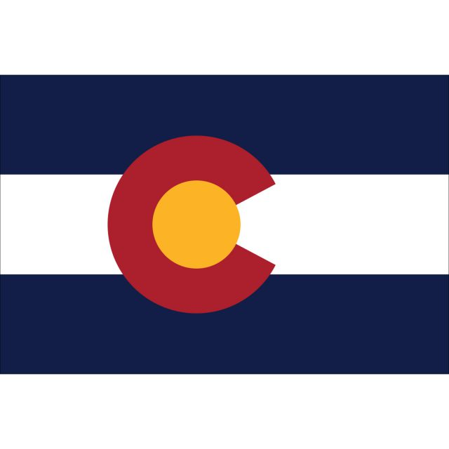 Colorado Sate Flag