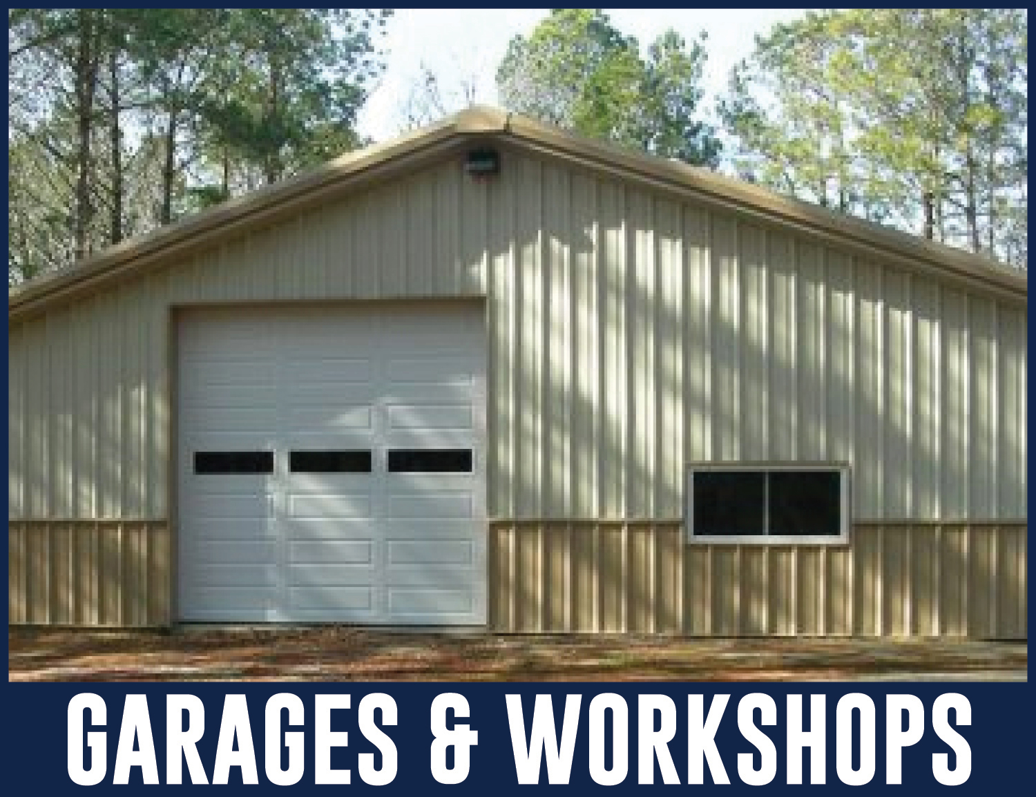 Garages & Workshops